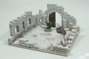 Ruine Elrias - innen